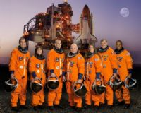 STS-118 NASA Official Crew Portrait
